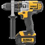 DEWALT DCK290L2 20-Volt MAX Li-Ion 3.0 Ah Hammer Drill and Impact Driver Combo Kit 5